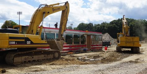 What's New at SHU: A Campus Construction Update